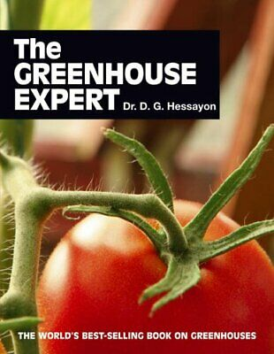 The Greenhouse Expert (Expert Series) by Dr. D.G. Hessayon Paperback Book The