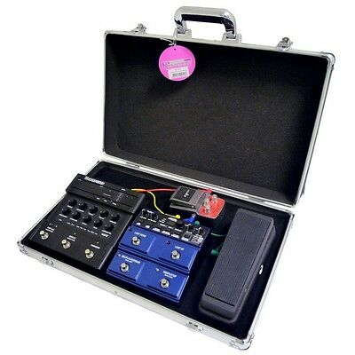 Kinsman Ultima Pedal Board ABS Case For Guitar Effects FX
