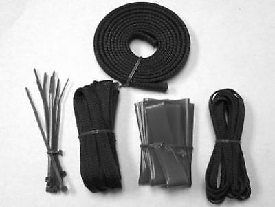 Black Cable Modding Braiding Sleeving Kit - OEM Kit + Price