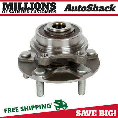 2009 fits Nissan Cube Front Wheel Bearing and Hub Assembly Left and Right - Two Bearings Note: FWD Included with Two Years Warranty