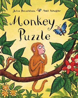 Monkey Puzzle by Donaldson, Julia Paperback Book The Cheap Fast Free Post