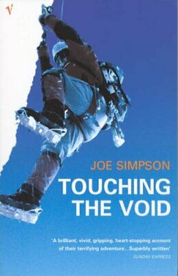 Touching The Void by Simpson, Joe Paperback Book The Cheap Fast Free Post