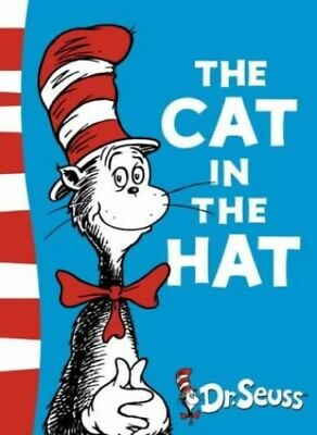 The Cat in the Hat: Green Back Book (Dr Seuss - Green... by Seuss, Dr. Paperback