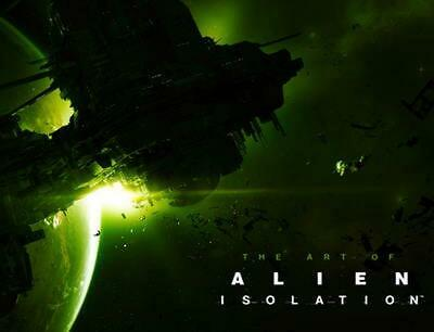 The Art of Alien: Isolation by Andy McVittie (English) Hardcover Book