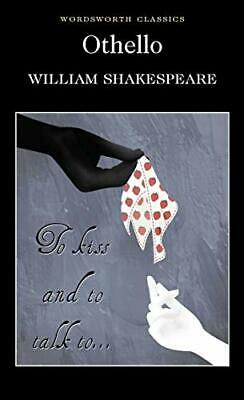 Othello (Wordsworth Classics) by Shakespeare, William Paperback Book The Cheap
