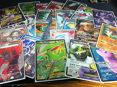 Lot Of 5 Ultra Rare & Holo Pokemon Cards *GUARANTEED 1 EX Lv X Or Full Art*