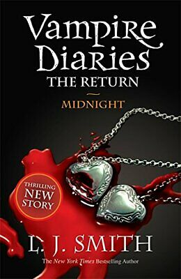 The Vampire Diaries: Midnight: Book 7: 3/3 by J Smith, L Paperback Book The