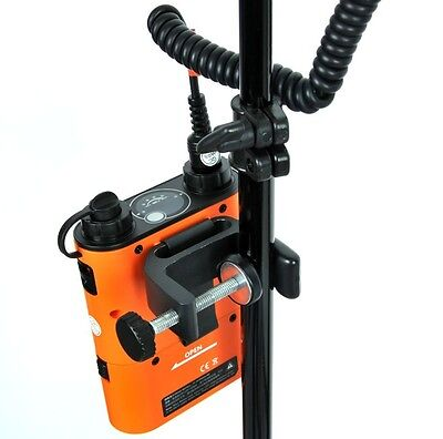 Godox Q type Hook Clamp Clip Hook Mount Stand for PB960 Flash Power Pack Battery