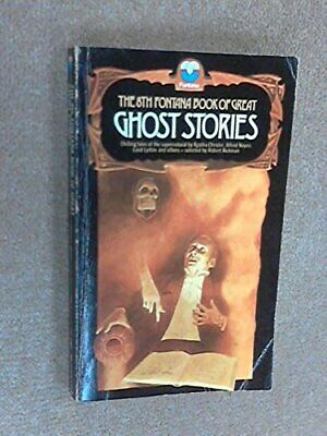 The Fontana Book of Great Ghost Stories Paperback Book The Cheap Fast Free Post