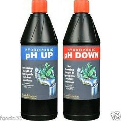 Ph Up And Ph Down 1 Litre Bottle Pack