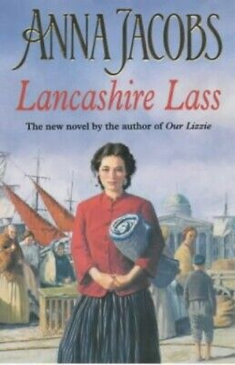 Lancashire Lass by Anna Jacobs Paperback Book The Cheap Fast Free Post