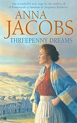 Threepenny Dreams (The Irish Sisters series) by Jacobs, Anna Paperback Book The
