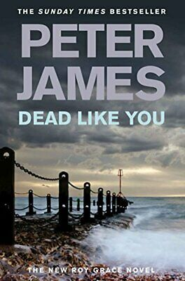 Dead Like You by James, Peter Hardback Book The Cheap Fast Free Post