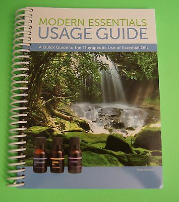 2014 6TH EDITION Newest MODERN ESSENTIALS oil manual guide book how to doTerra