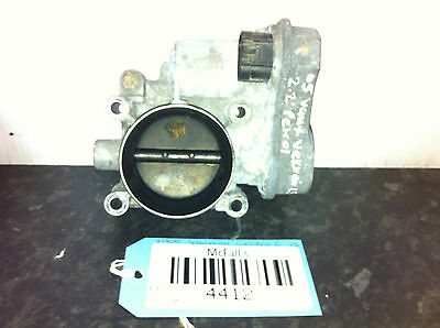 03 Vauxhall Vectra C LS  Petrol Throttle Body Control Unit 34603B6106 Ref 4412