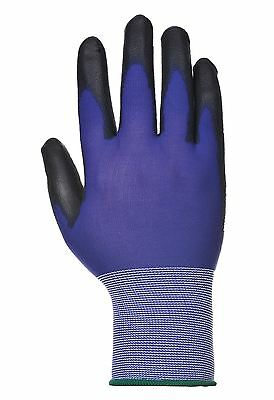 Portwest Senti-Flex Ultra Thin Work Gloves PU Dipped Safety Workwear A360