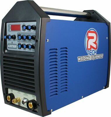 TIG Welder 200AMP AC/DC 240V - Free foot pedal worth £178 - 0% Finance Available
