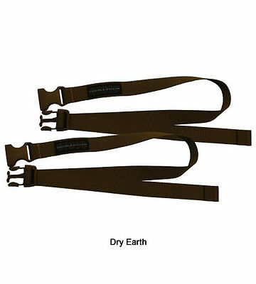 "Eberlestock Accessory Straps 36"" - Dry Earth"