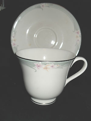 """Royal Doulton Vogue Collection """"Sophistication"""" Cup and Saucer"""