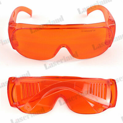 Laser Goggles Protective 200- 532nm Blue Green Eyewear Glasses OD6+ CE Safety