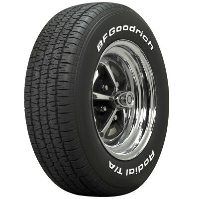 BFGoodrich Radial T/A Raised White Letter Tire P225/60R15