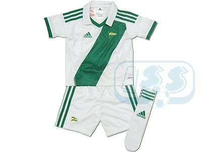 JLGD02d! Lechia Gdansk 13-14 official new Adidas infants kit - SALE