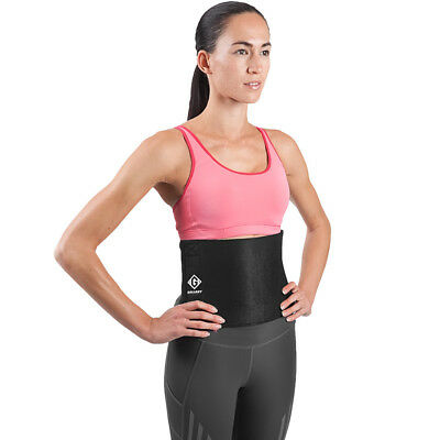 Gallant Sauna Slimming Belt Body Wrap Shaper Weight Loss Fat Waist Tummy Trimmer