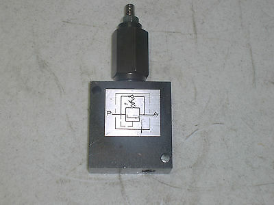 Enerpac Wvp5 A4700C Sequence Valve