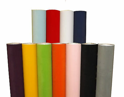 1M 5M Roll Felt Baize Fabric Self Adhesive Sign Vinyl Sticky Back Plastic Wrap