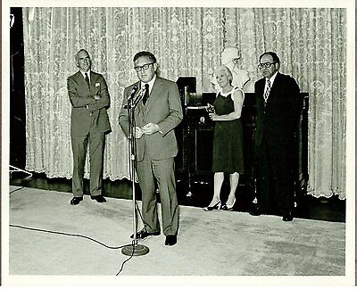 Three Official State Department Photos, 1974-1976