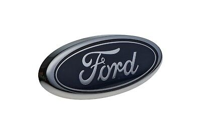 2010-2015 Ford Transit Connect Front Grille Emblem Blue Ford Oval Grill OEM NEW