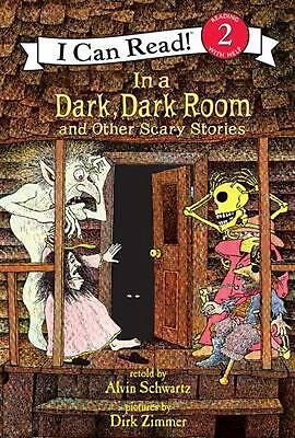 In a Dark, Dark Room and Other Scary Stories by Alvin Schwartz (English) Hardcov