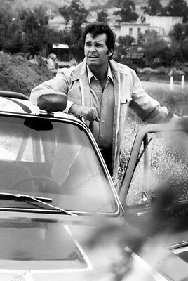 8x10 Print James Garner Rockford Files 1974 #398982R