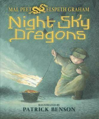 Night Sky Dragons by Mal Peet (English) Hardcover Book Free Shipping!