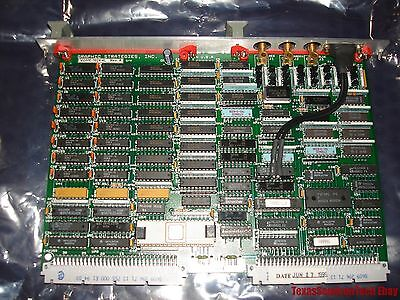 Graphic Strategies Video Processor VGME-1024-4L Rev A - LAM Research PCB Drytek