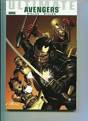 Ultimate Avengers Tpb - Mark Millar & Steve Dillon - Marvel - 2011