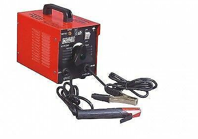 Maypole Portable Arc Welder Adjustable 55-130 Amp with Protective Mask
