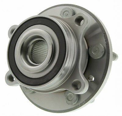 Wheel Bearing and Hub Assembly for Ford Edge Flex Taurus & Lincoln MKS MKT MKX