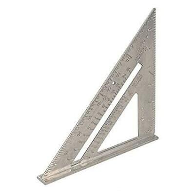 Aluminium Alloy Roofing Square 185Mm Framing Tri Mitre Protractor