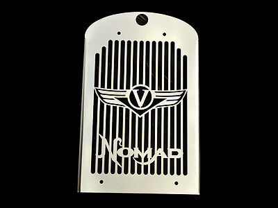 Vn1600 Kawasaki Vn 1600 Vulcan Nomad Stainless Steel Radiator Grill Guard Cover
