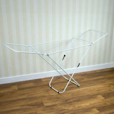 Clothes Airer Winged Drying 18M Indoor Outdoor Laundry Rack New By Home Discount