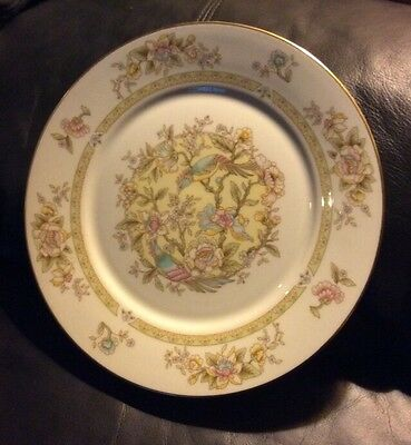 Lenox Oxford Song Birds Dinner Plate Bone China