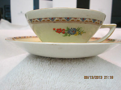 Vintage Myott China tea cup and saucer