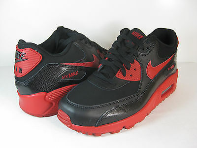 reputable site b3982 5a5bd nike air max 90 atomic red on feet and ankle toes 2018 has been a strong  start for Nike and their Air Max line. While the Air Max 97 seemed ...