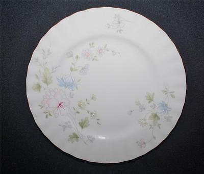 6 VINTAGE ROYAL ALBERT BONE CHINA 6.5 INCH SIDE CAKE PLATES MEADOW FLOWERS
