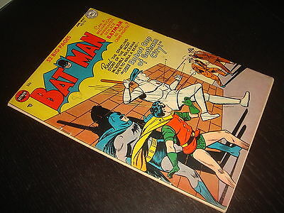 BATMAN #70 Golden Age DC Comics 1952  Solid VG+