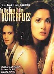 In the Time of the Butterflies (DVD, 2002)