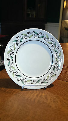 """Royal Doulton Almond Willow D6373 Salad Plate 8 3/4"""" 3 Available"""