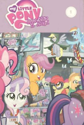 My Little Pony Omnibus Volume 1 by Katie Cook (English) Paperback Book Free Ship