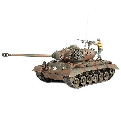 FORCES OF VALOR 1/32 U.S. M26 Pershing TANK CAMO Germany 80067 RETIRED